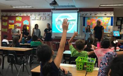 Building Service Into Curriculum