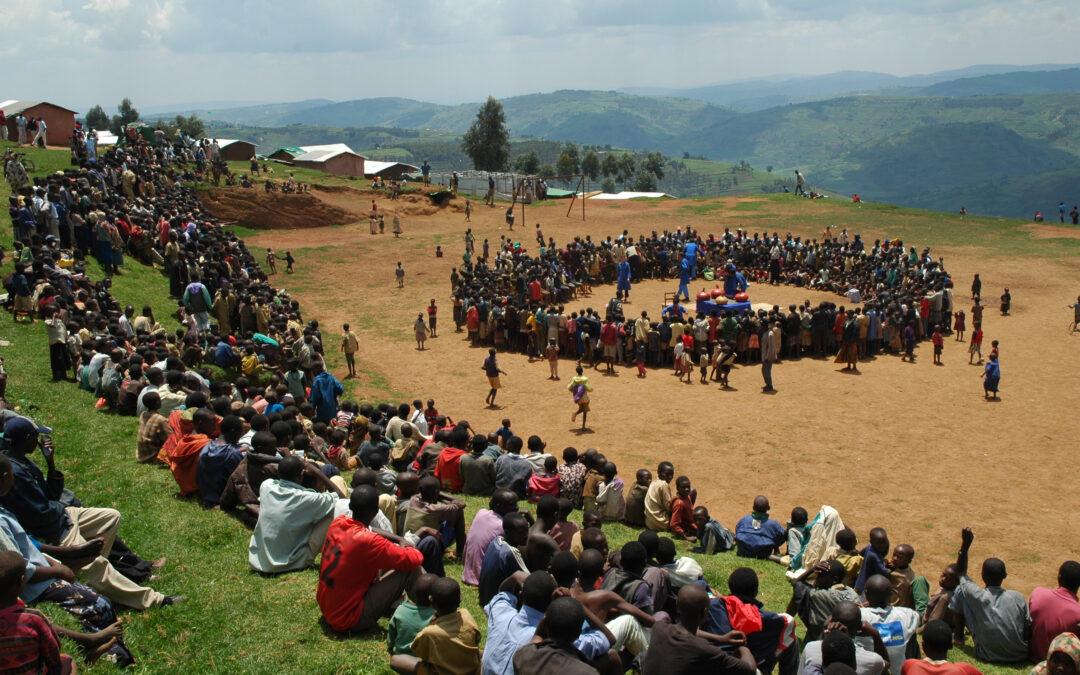 """I Made Tea and Felt Lost"": Volunteering for a Job Creation Program in Rwanda"